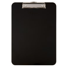Office Depot Brand Plastic Clipboard 9