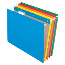 Office Depot Brand Hanging File Folders