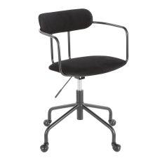 LumiSource Demi Mid Back Office Chair