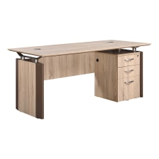 Forward Furniture Allure 66 W Desk