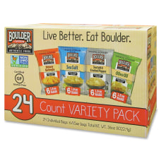 Boulder Canyon Inventure Variety Pack Non