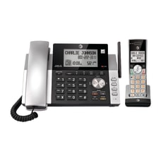 AT T DECT 60 Expandable CordedCordless