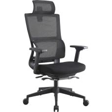 Lorell Ergonomic Mesh High Back Chair