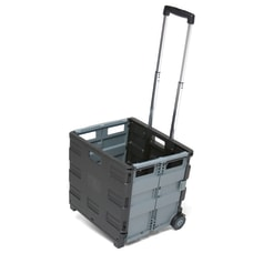 ECR4KIDS MemoryStor Universal Plastic Rolling Cart