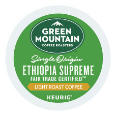 Green Mountain Coffee Single Origin Ethiopia
