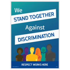 ComplyRight Respect Works Here Diversity Posters