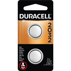 Duracell 2032 3V Lithium Battery For