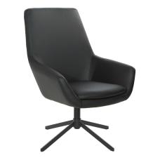 Office Star Tubby Chair Black