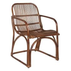 Office Star Hastings Chair Brown