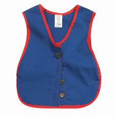 Childrens Factory Manual Dexterity Button Vest