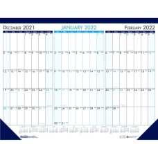 House of Doolittle Monthly Desk Pad