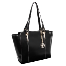 McKleinUSA M Series ALICIA Leather Shoulder