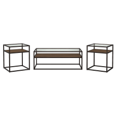 Bush Furniture Anthropology Coffee Table with