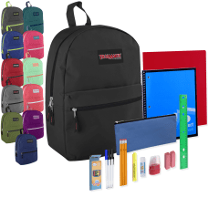 Trailmaker Backpack And 20 Piece School