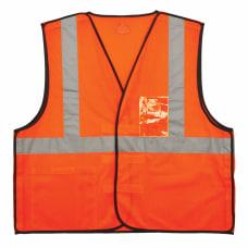 Ergodyne GloWear Safety Vest ID Holder