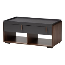 Baxton Studio 2721 9153 Coffee Table