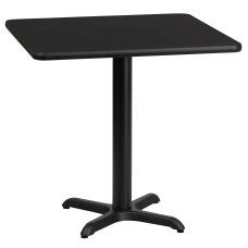 Flash Furniture Square Table With X