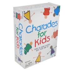 Pressman Toys The Best Of Charades