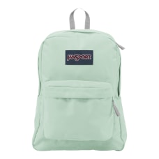 JanSport Superbreak Laptop Backpack Brook Green