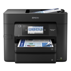 Epson Workforce Pro WF 4830 Wireless