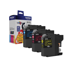 Brother LC2013PKS Tricolor Ink Cartridges Pack