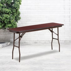 Flash Furniture Folding Training Table 30