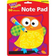 Trend Owl Stars Shaped Note Pads