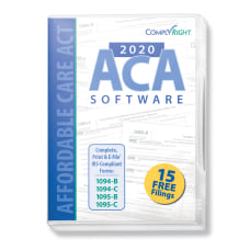 ComplyRight Affordable Care Act Tax Software