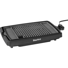 Starfrit The Rock Indoor Smokeless Electric