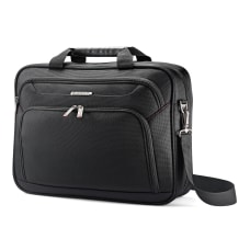 Samsonite Xenon 3 Polyester Techlocker Briefcase