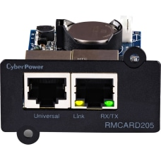 CyberPower RMCARD205TAA Remote management adapter 100Mb