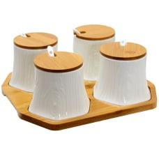 Elama 13 Piece Serving Jar Set