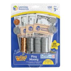 Pretend Play Play Money 3 Year