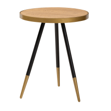 Baxton Studio Contemporary Accent Table 21