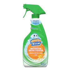 Scrubbing Bubbles Foaming Bathroom Cleaner Citrus