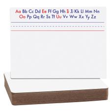 Flipside Alphabet Magnetic Dry Erase Board