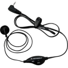 Motorola 53727 Wired Earbud Black