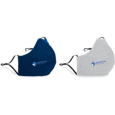 Reusable Face Covering With Filter Pocket