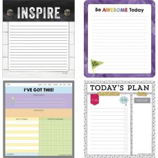 Carson Dellosa Education Notepad Variety Set