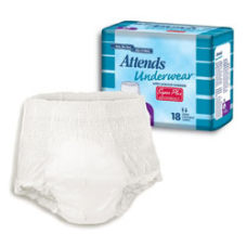Attends Underwear Super Plus Absorbency With