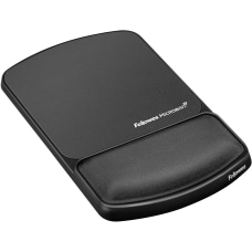 Fellowes Mouse PadWrist Support with Microban