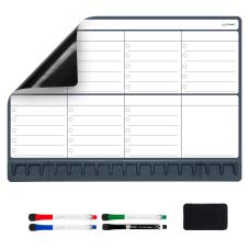 NoteTower Magnetic Dry Erase Refrigerator Weekly