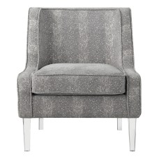 Powell Yadon Accent Chair ClearGray