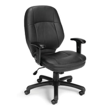 OFM Stimulus Mid Back Chair With