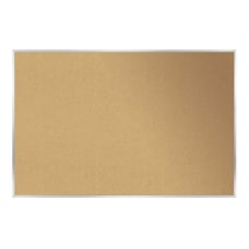 Ghent Cork Bulletin Board Natural 48
