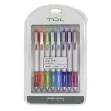 TUL Retractable Gel Pens Limited Edition