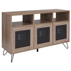 Flash Furniture 3 Shelf Storage Console