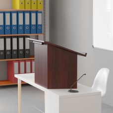Flash Furniture Foldable Tabletop Lectern 19