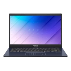 ASUS E410 Laptop 14 Screen Intel