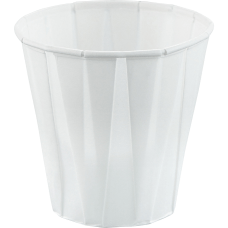 Pleated Water Cups 3 12 Oz